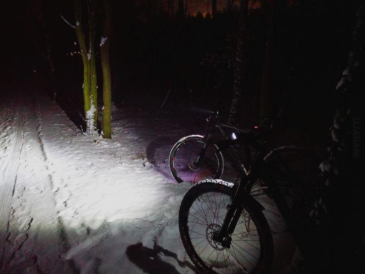 Pierwsze śniegi..