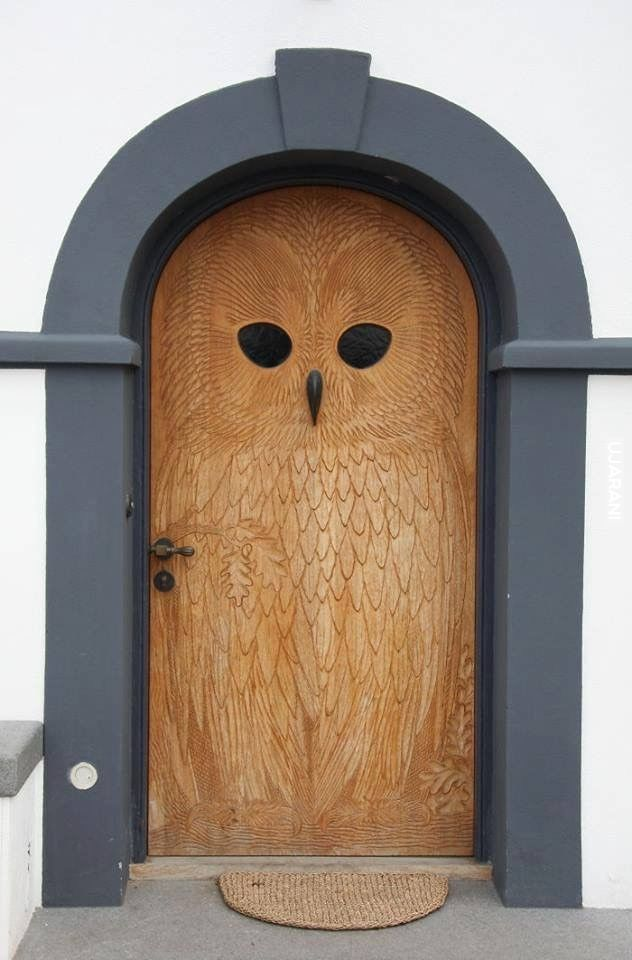 Drzwi , Kopenhaga