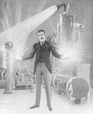Nikola Tesla - Zapomniany geniusz