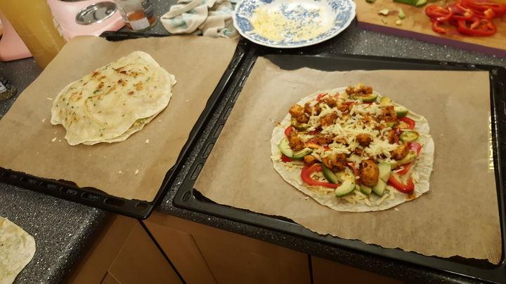 Mexican food w moim wydaniu :)
