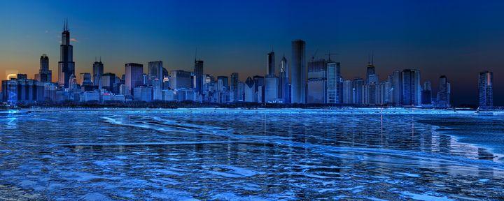 Chicago nad ranem