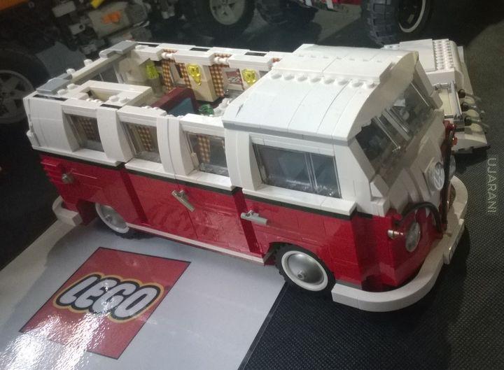 Lego Pyrkon 2014 (kawałek galerii)