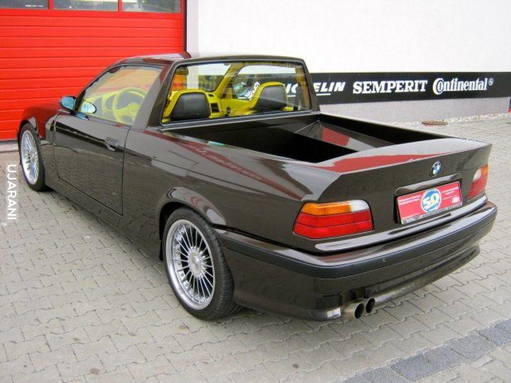 BMW Pickup.