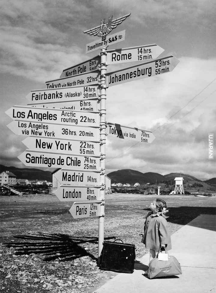 Smutne jest to, że z tylu pięknych dróg istniejących na świecie musimy przeważnie wybrać tylko jedną z nich...