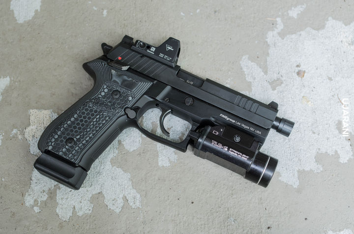 Arex Rex Zero 1 T