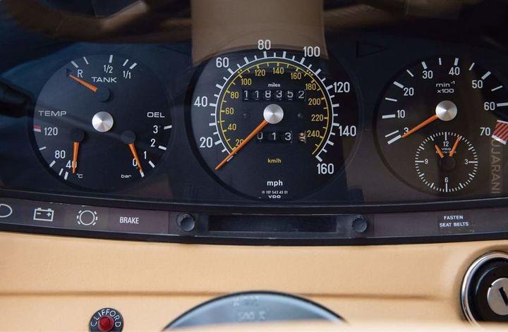 500 TE AMG z 79 roku