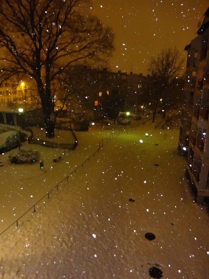 Zima w Białym