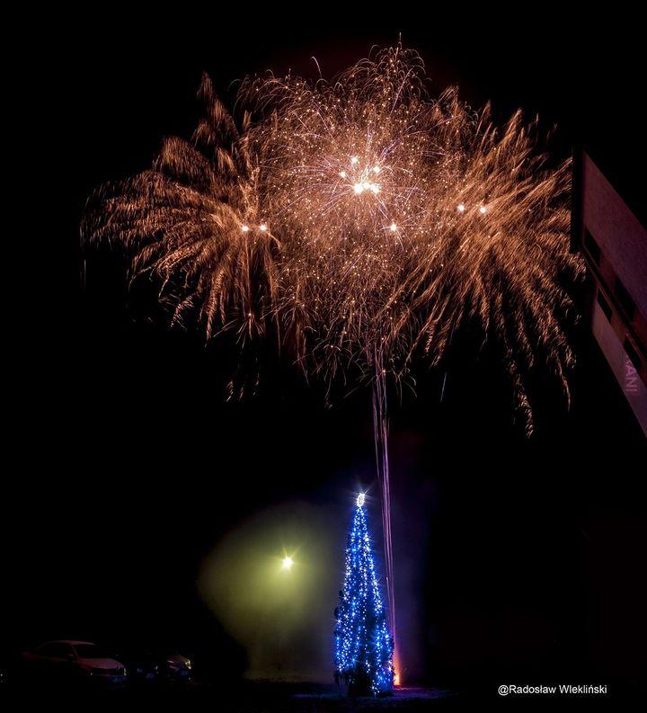 Szczęśliwego Nowego Roku !