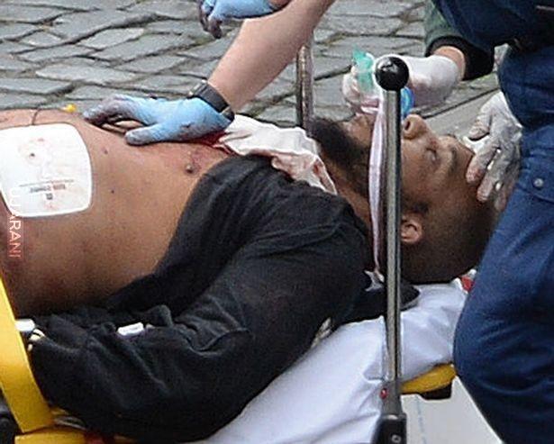 Atak w Londynie, media twierdzą że to azjata 30-40 lat kurua