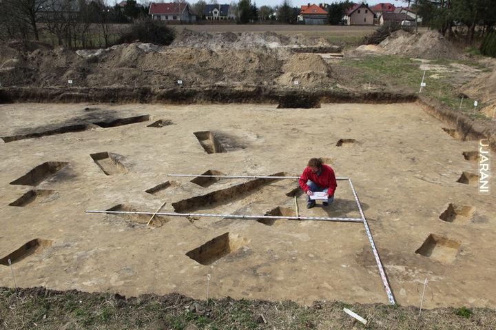 Niezwykłe odkrycie pod Warszawą. Dwa tysiące lat temu produkowano tu broń