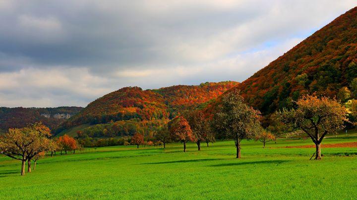 Jesień w Górach.