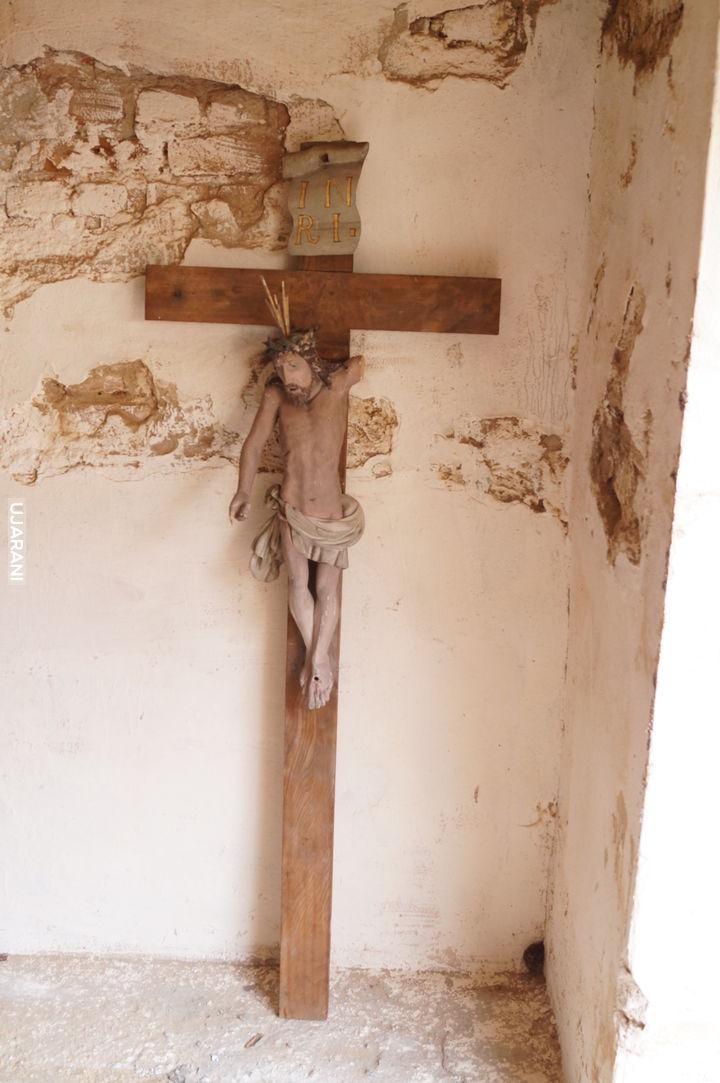 Renowacja Barokowego Krucyfiksu