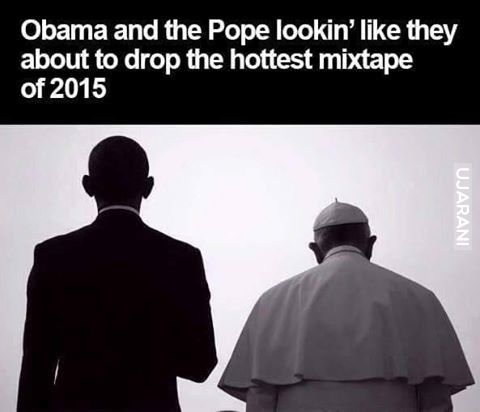 Niggas in Vatican City