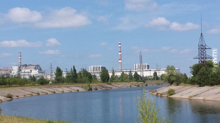 Czarnobylska Strefa Wykluczenia - Czornobylśka atomna ełektrostancija (2015)