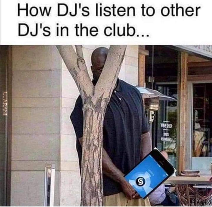 Z życia DJ-a