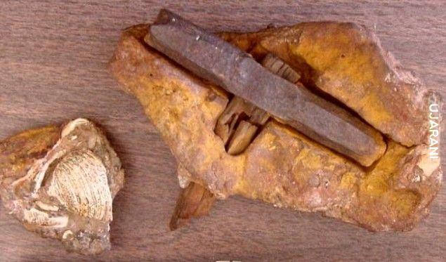 Dziwne artefakty archeologiczne. Rzeczy których normalnie nie powinno się znajdować.