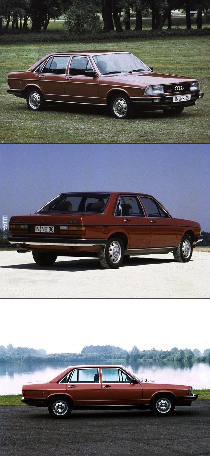 Audi 100 (c2?)