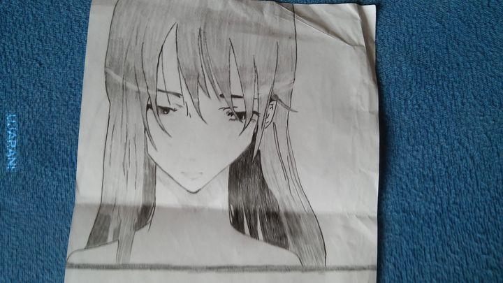 Pierwszy i jedyny mój rysunek tego typu