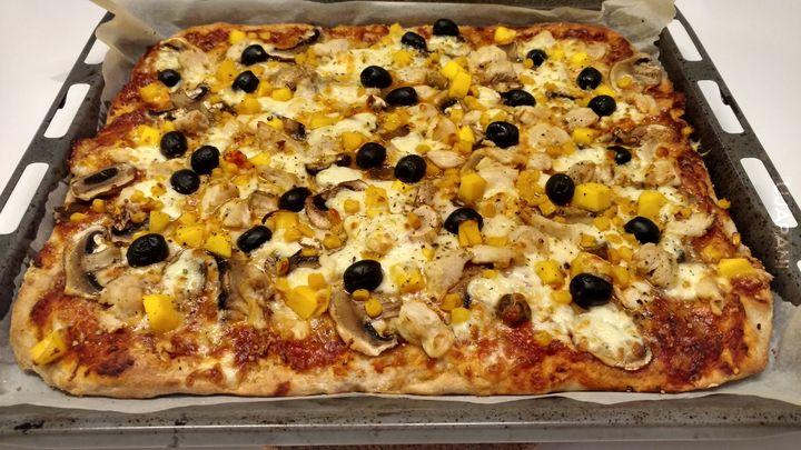 A taka pizza