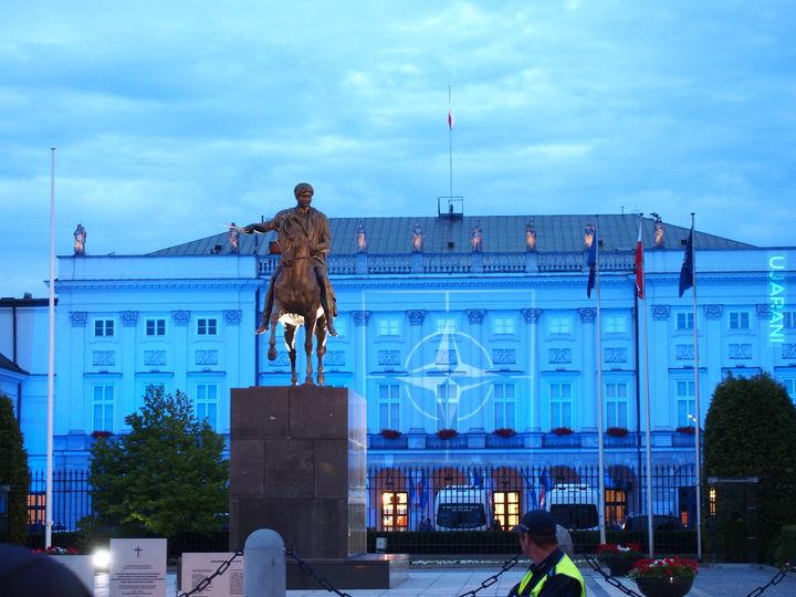 Szczyt NATO 2016 Warszawa