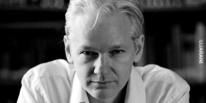 Co się stało z Julianem Assange? ZAJEBIŚCIE WAŻNE!!
