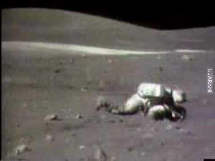 Misja Apollo 16 - na księżycu