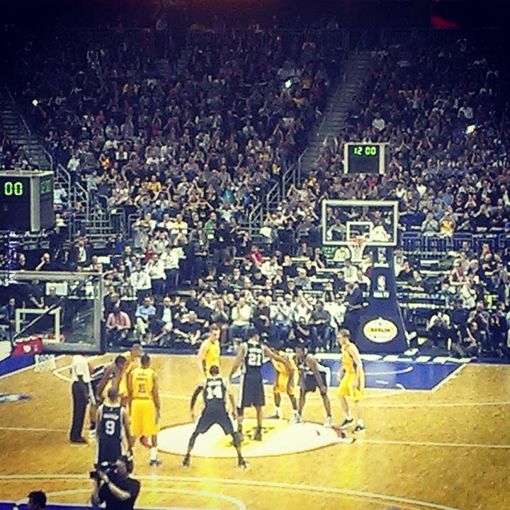 Alba Berlin - San Antonio Spurs.