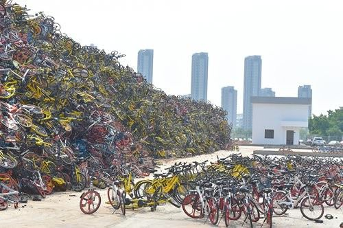 Bankructwo wypożyczalni rowerów