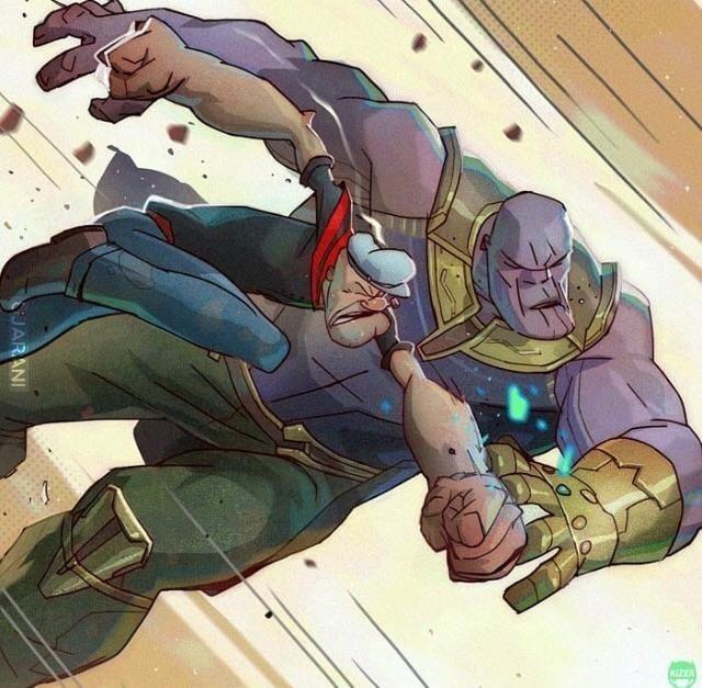 Gdzie Avengers nie mogą..