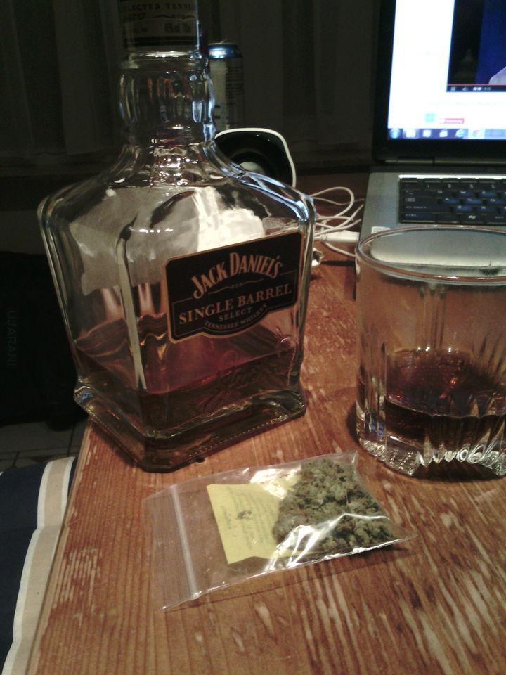 Whiskey, Haze !