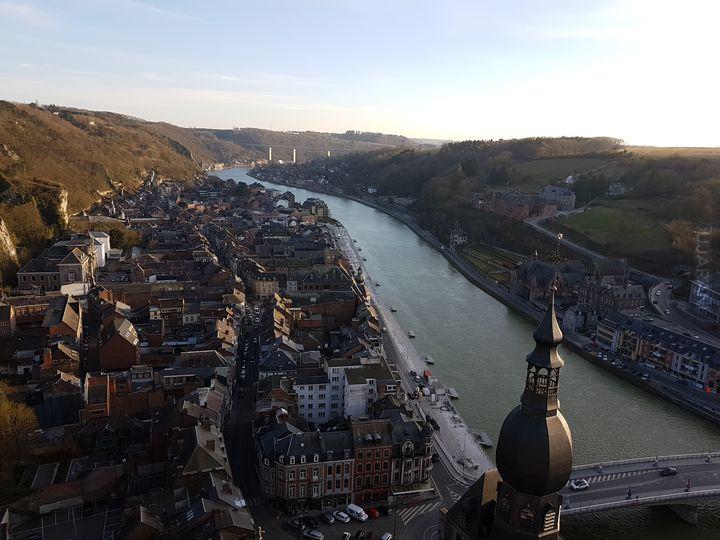 Dinant - Belgia