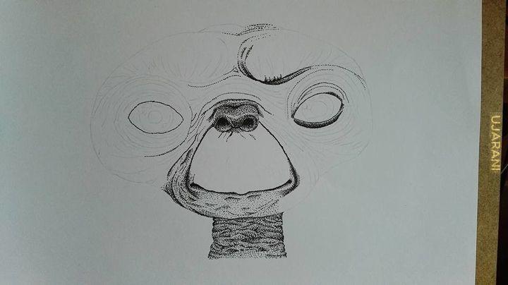 E.T początek :)