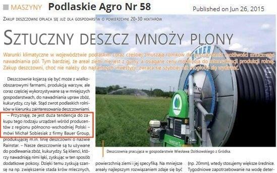 Buraki cebulaki czyli postępy ciemnogrodu w Polsce [1]