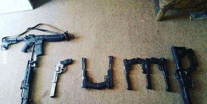 Zdjęcie z FB mordercy z El Paso