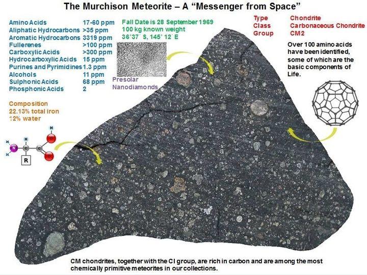 Meteoryt Murchison