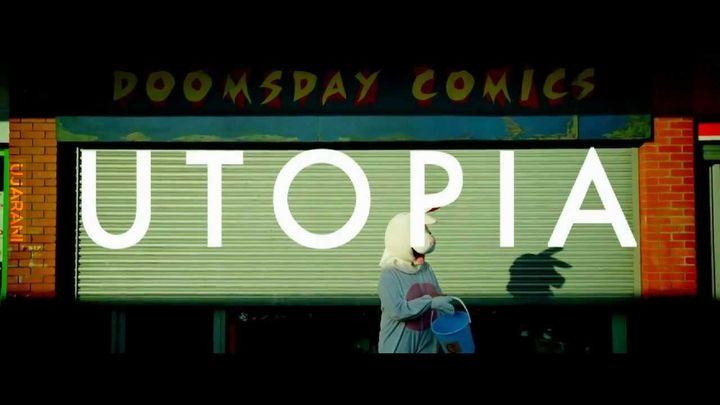 Utopia - genialny serial.