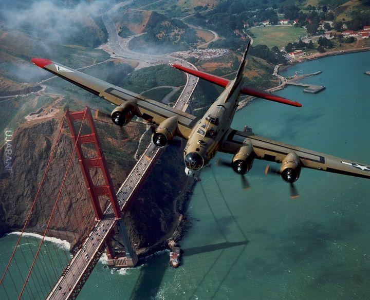 B-17...