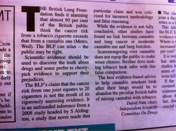 Odpowiedź na ostatnie kłamstwa BBC i BLF