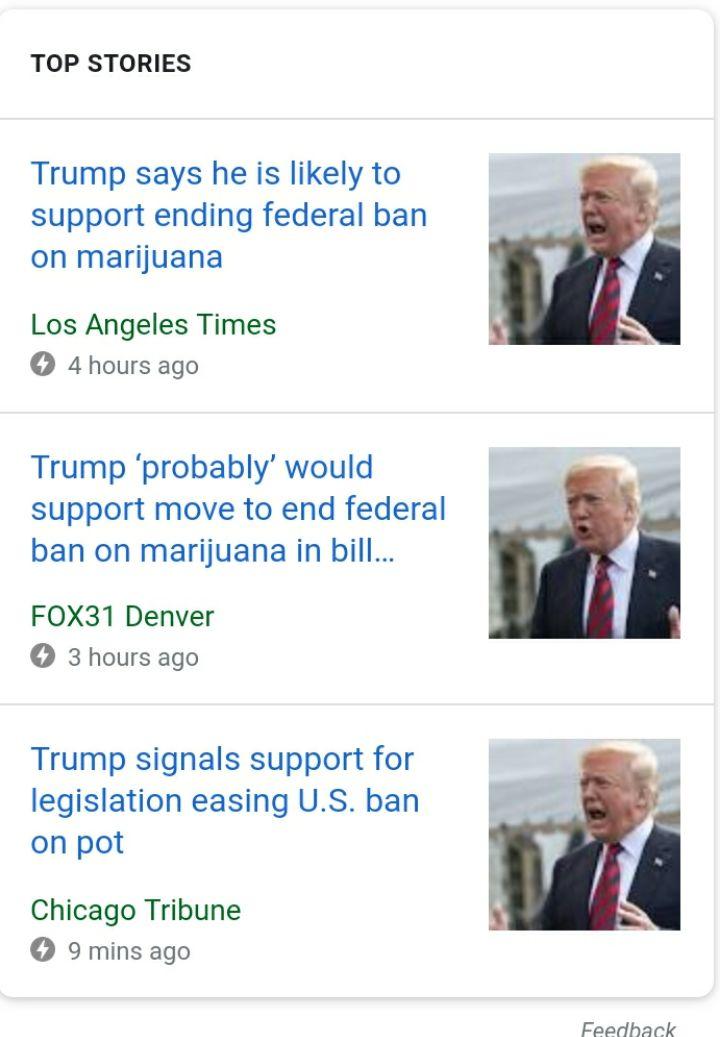 Trump zmienia zdanie