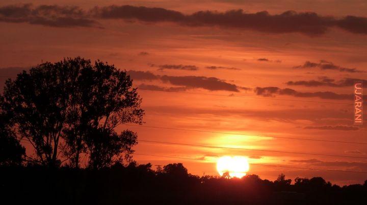 Zachodzik słońca :)