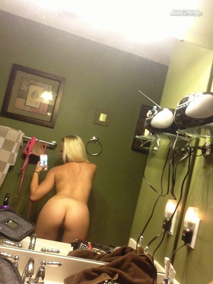 Seksowna blondynka