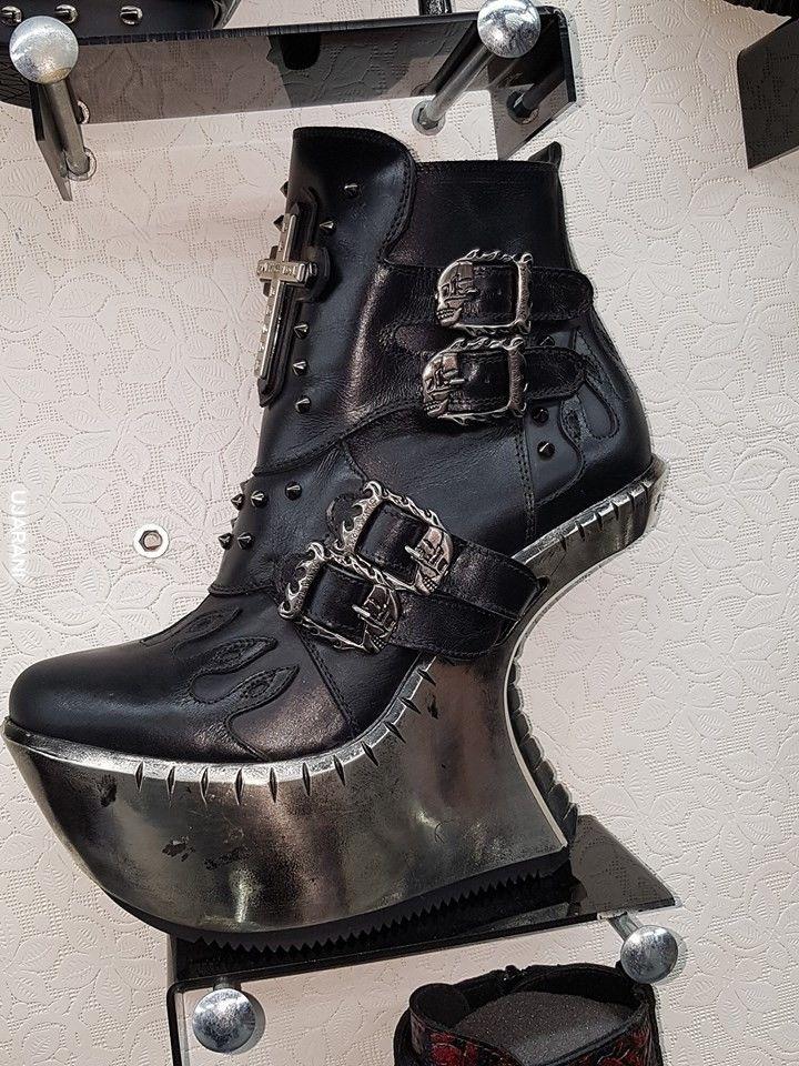 Buty dla odważnych ?