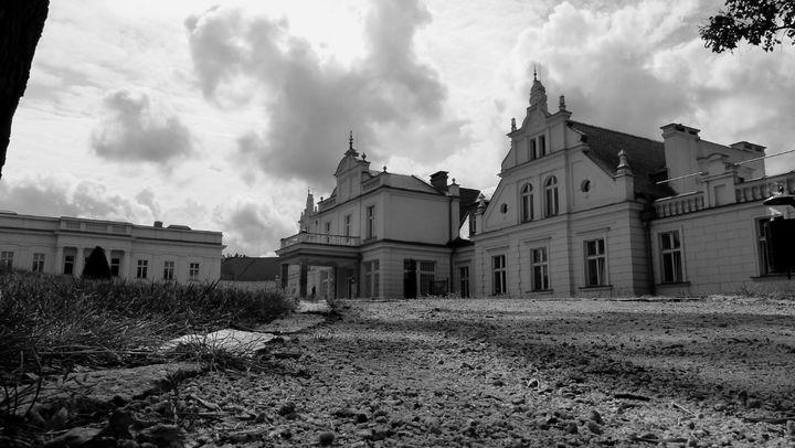 Pałac Romantyczny w Turznie