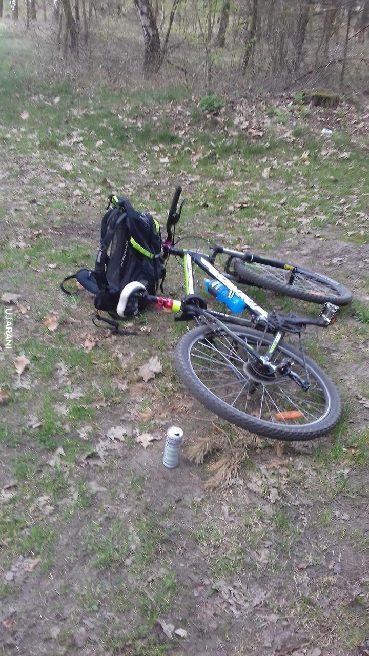 Niedzielny wypad rowerem. (Dużo zdjęć)