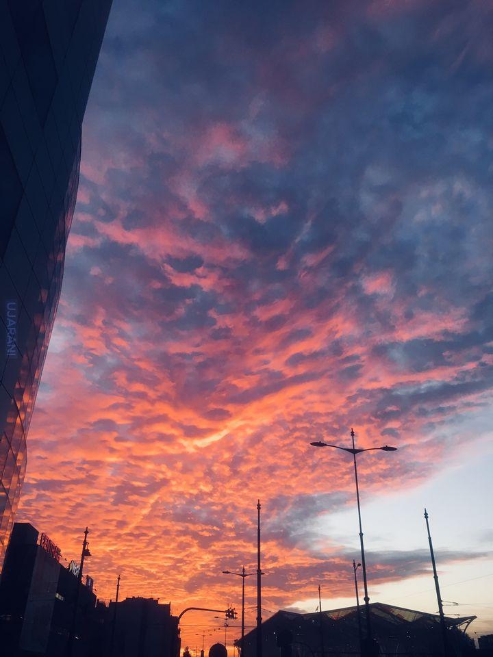 Moje zachody słońca #8