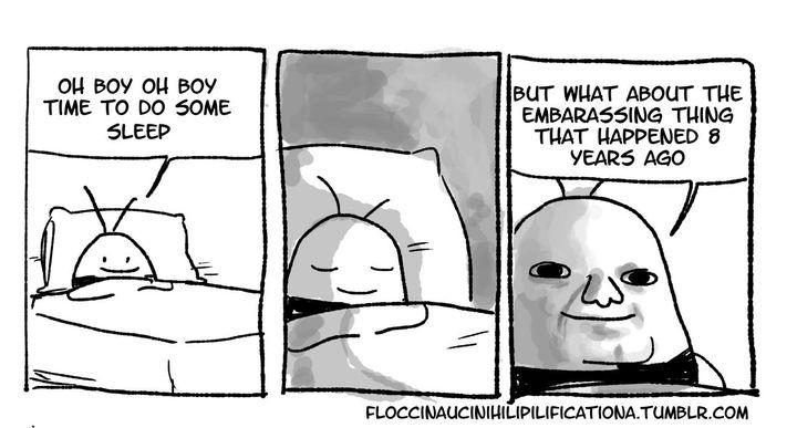 Gdy chcesz zasnąć