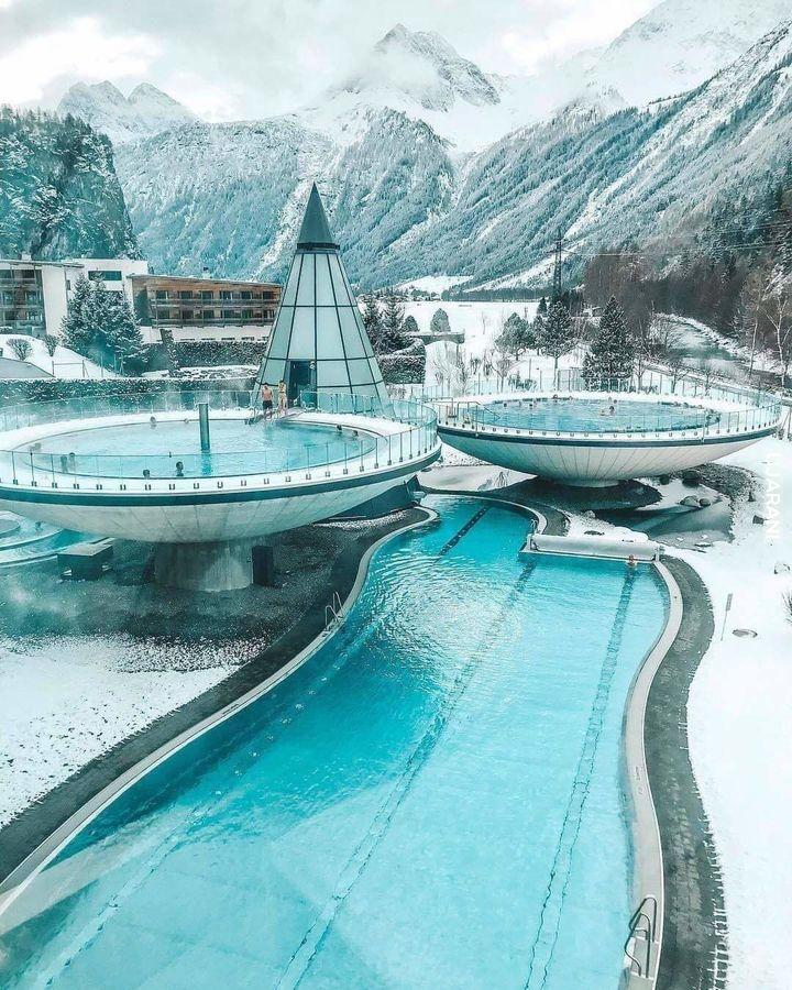 Spa w Tyrolu, Austria