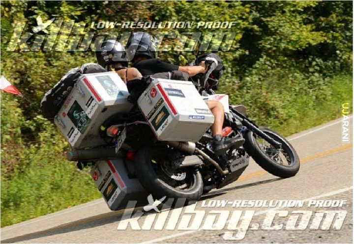 Motosamsara - kilka ciekawych miejsc dla motocyklistów