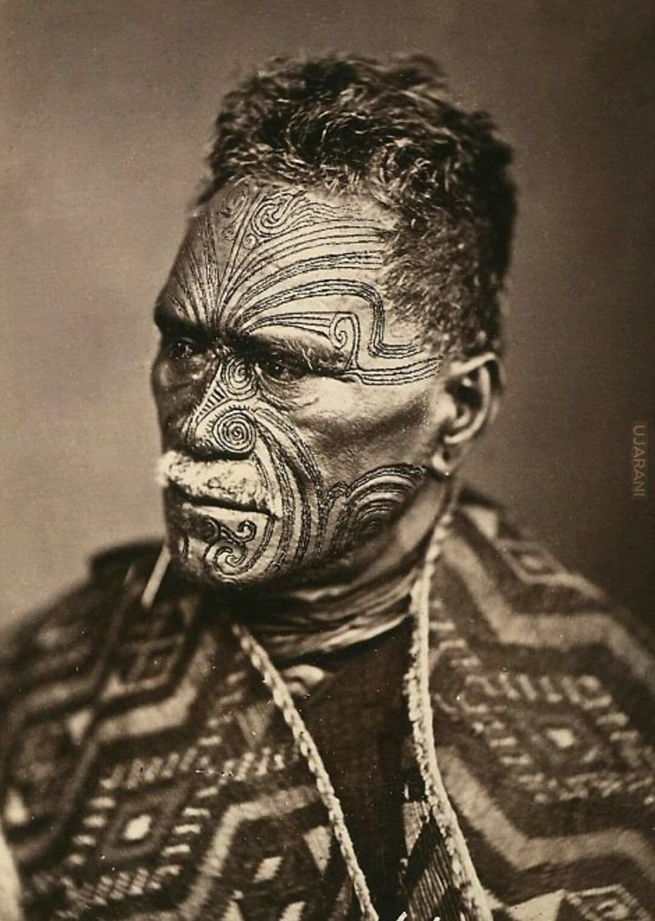 Tāwhiao, król Maorysów