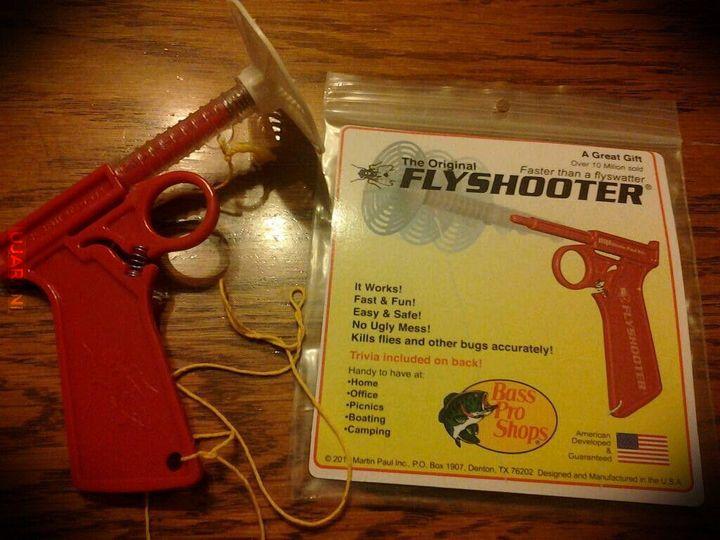 Pistolet na muchy